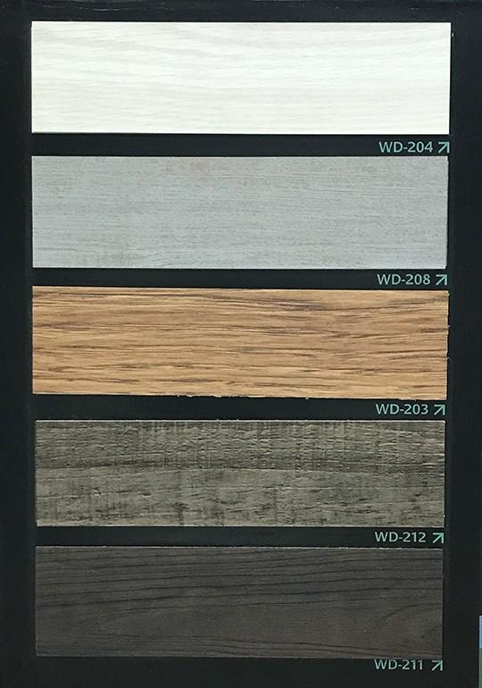 台灣木紋膠地板11 W9