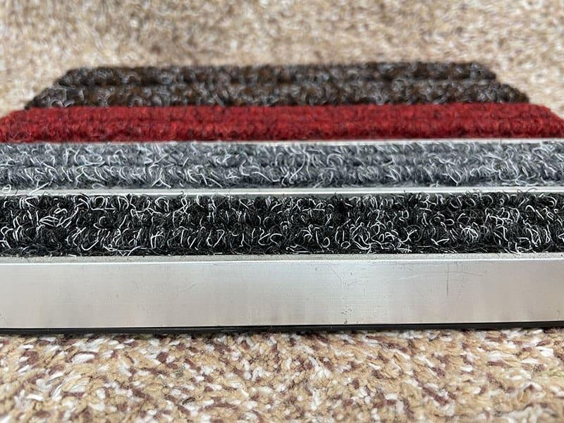 三條紋鋁合金吸水地墊 T20mm