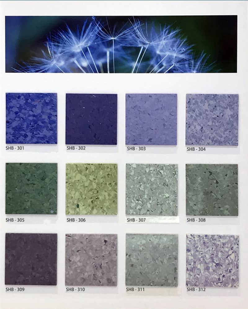 同質透心膠地蓆06 W2m x L20m x T2mm