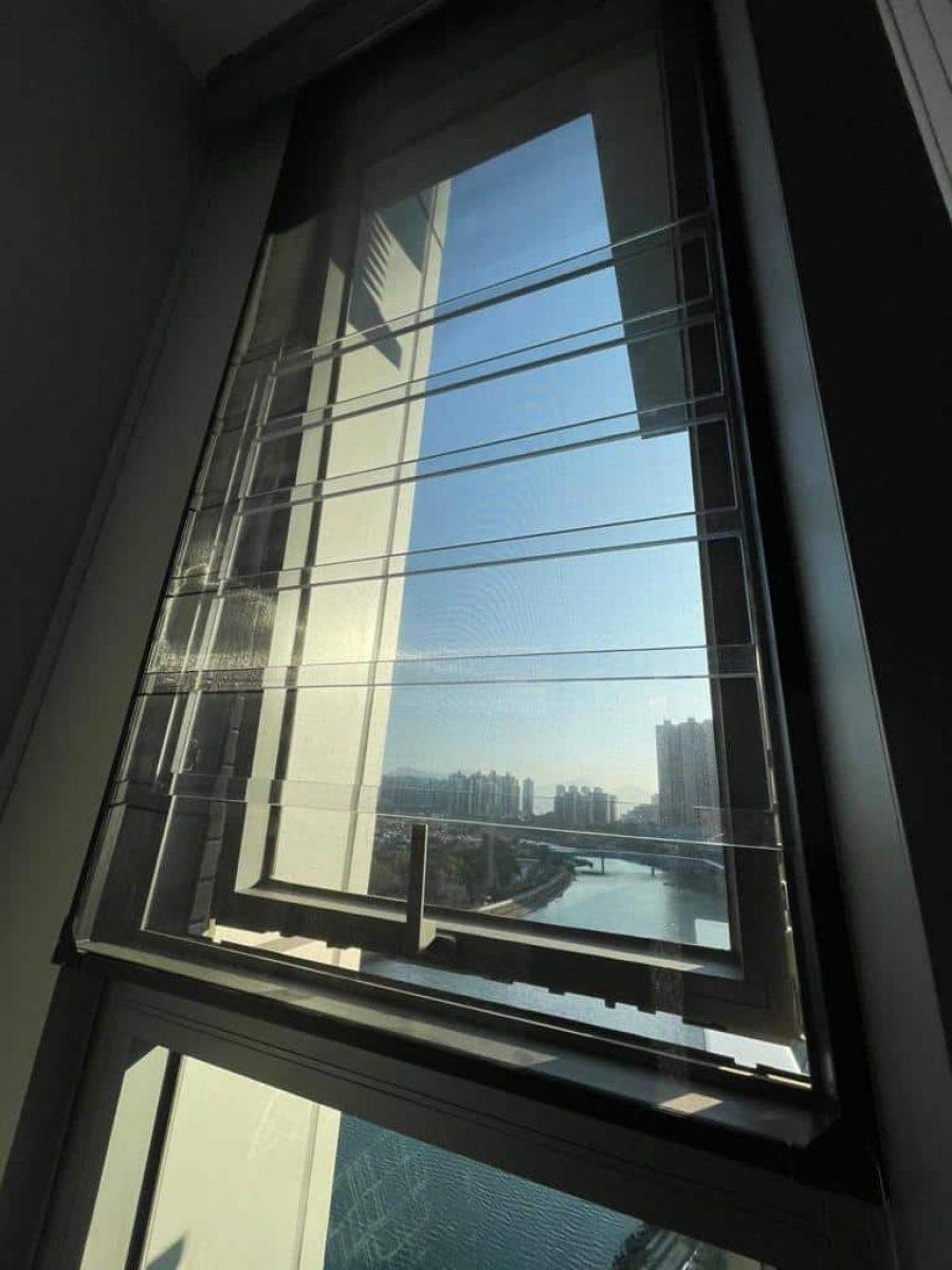 透明窗花+高清3M磁石蚊網 P.2