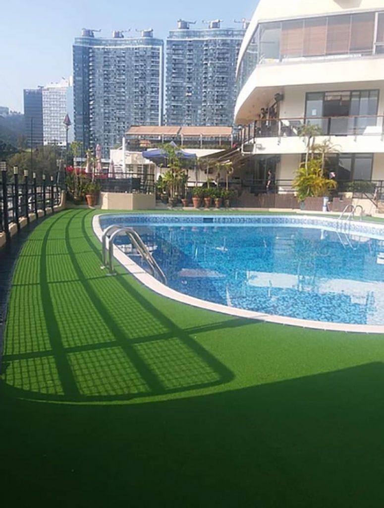 WA12人造草皮鋪設綠化工程 (香港仔遊艇會)