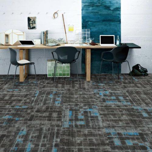 高清印花方塊地毯 HD Digital Printing Carpet Tile