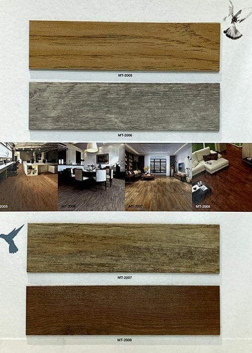 特價木紋膠地板01 W6