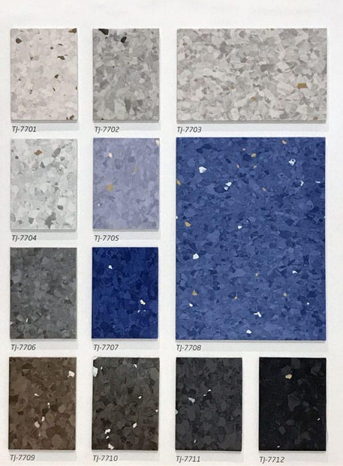同質透心膠地蓆11 W2m x L20m x T2mm