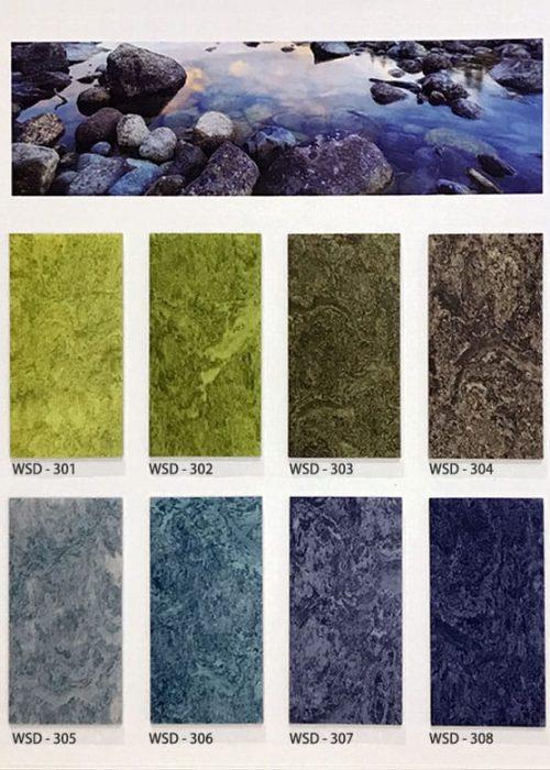 石紋膠地蓆08 W2m x L20m x T2mm