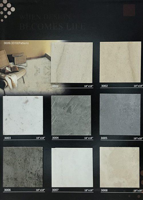 台灣雲石紋膠地板04 W18