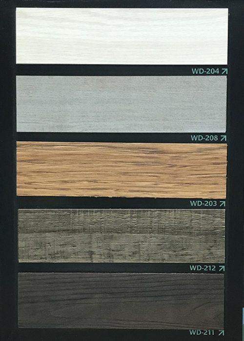 長條木紋膠地板11 W9