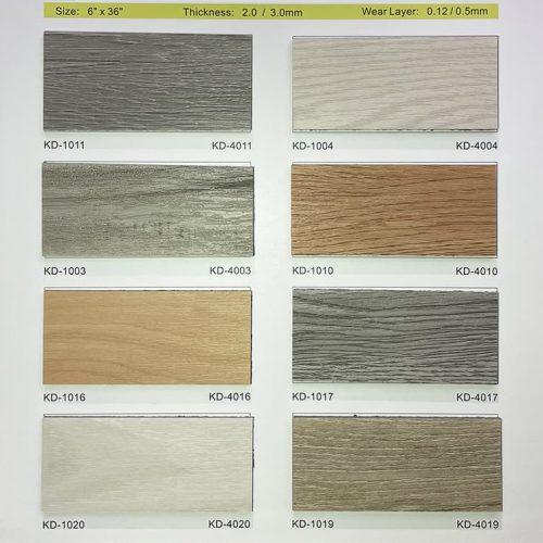 長條木紋膠地板05 W7.15